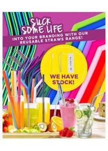 Eco Straws Sets