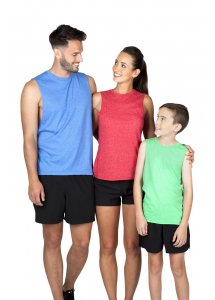 Sleeveless T-Shirts, Tank