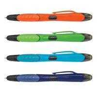 Nexus Multi Function Pens - Coloured Barrel