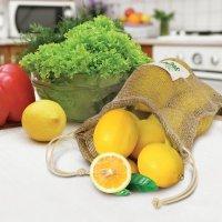 Jute Net Produce Bags