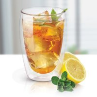 Tivoli Double Wall Glass - 410ml (ideal for hot or cold beverages)