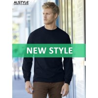 1304 Alstyle Long Sleeve T-Shirt 203gm pinkbc