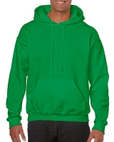 Gildan Heavy Blend Adult Hooded Sweatshirt Irish Green M
