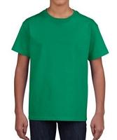 Gildan Youth Ultra Cotton T-Shirt Kelly Green YM