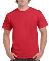 Gildan Ultra Cotton Adult T-Shirt Red S