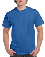 Gildan Ultra Cotton Adult T-Shirt Royal S