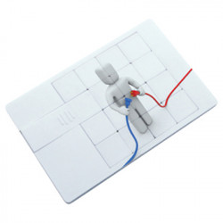 Puzzle Credit Card Flash Drive