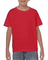 Gildan Heavy Cotton Youth T-Shirt Red YM