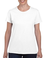 Gildan Heavy Cotton Ladies' T-Shirt White S