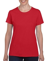 Gildan Heavy Cotton Ladies' T-Shirt Red S