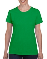 Gildan Heavy Cotton Ladies' T-Shirt Irish Green S