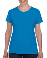 Gildan Heavy Cotton Ladies' T-Shirt Sapphire M