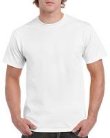Gildan Heavy Cotton Adult T-Shirt White XL