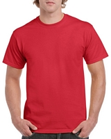 Gildan Heavy Cotton Adult T-Shirt Red S