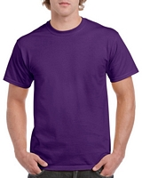 Gildan Heavy Cotton Adult T-Shirt Purple S