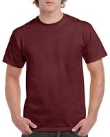 Gildan Heavy Cotton Adult T-Shirt Maroon M