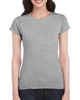 Gildan Softstyle Ladies' T-Shirt RS Sport Grey M