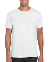 Gildan Softstyle Adult T-Shirt White XS