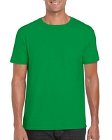 Gildan Softstyle Adult T-Shirt Irish Green S