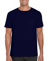 Gildan Softstyle Adult T-Shirt Navy M
