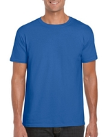 Gildan Softstyle Adult T-Shirt Royal XS