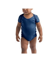 Gildan Infant One Piece Navy 18M