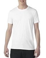 Anvil Adult Tri-Blend T-Shirt White XL