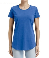 Anvil Women's Black Label T-Shirt Royal M