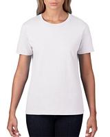 Anvil Women's Lightweight T-Shirt White XL
