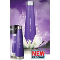 Hydro Soul Stainless Steel Lotus Bottle Mirror Finish