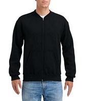 Gildan Hammer Fleece Adult Full Zip Jacket  Black M