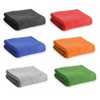 Custom Printed and Logo Branded Fleece Blankets