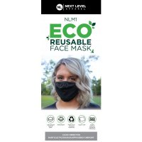 Eco Reusable Face Mask (Made from Recycled Materials)