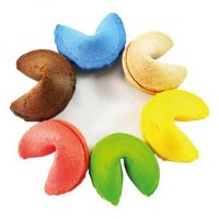 Flavoured Fortune Cookies