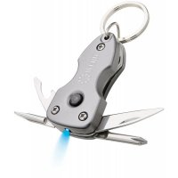 Aluminium Multi Tool Key Ring