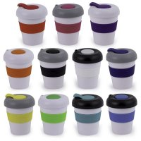 Reusable Eco Cup Karma Kup Profile Mix Colour (G1651) 320ml/11oz