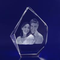 Large Prestige Crystal 3D