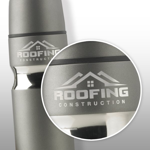 Contour Stainless Steel Vacuum Flask Construction & Roof