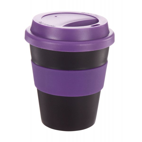 Reusable Eco Cup Karma Coffee Kup Purple (G1199) 320ml / 11oz