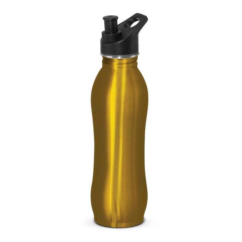 Atlanta Eco Safe Drink Bottle Gold